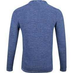 Photo of No-Excess Pullover Mischen Blau