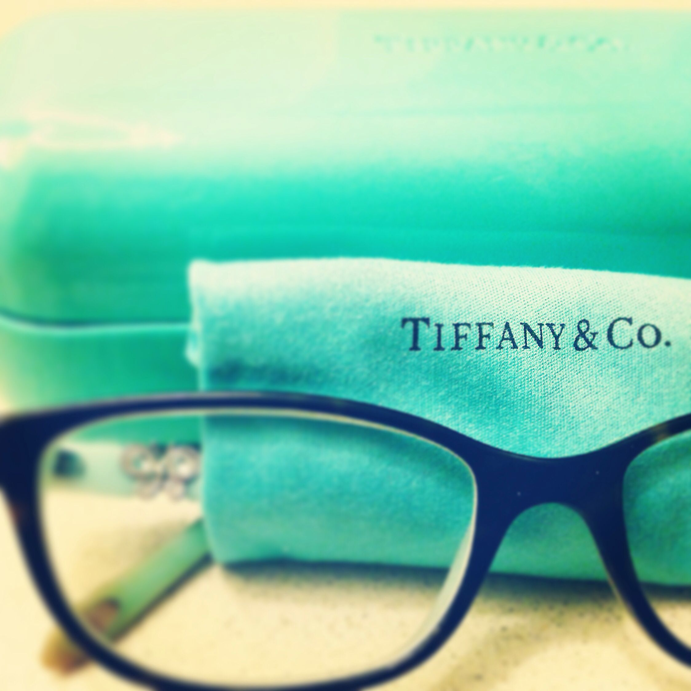 Nerdy look is in... As long as you\'re wearing one of these! Tiffany ...