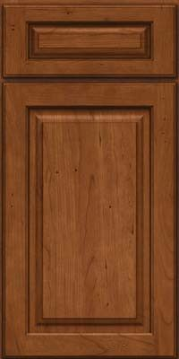 Kraftmaid cabinets arch raised panel solid pwc cherry for Cherry vs maple kitchen cabinets