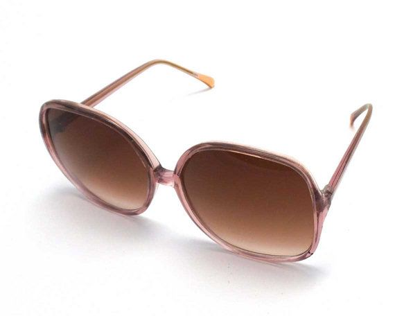 207e9eac45 Vintage Oversized Sunglasses Boho Sunglasses Big by FadedFare ...