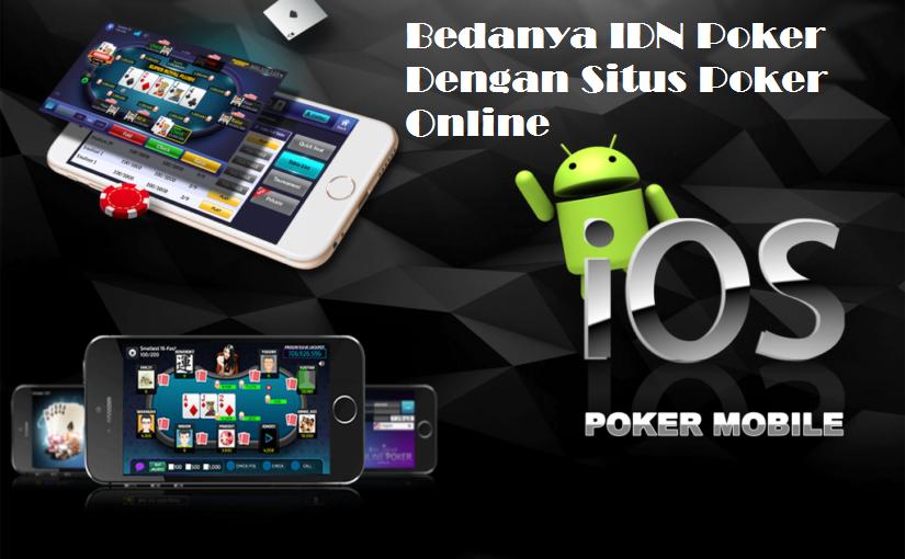 Situs Aplikasi Idn Poker Online Android Poker Mainan Game