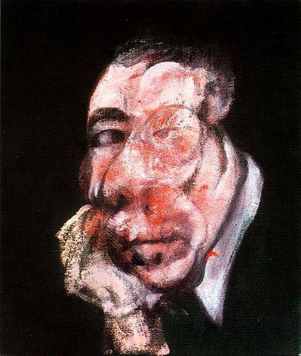 """Francis Bacon, """"Head III"""", 1961"""