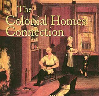 The colonial homes connection country decor ideas Home decor e colonial
