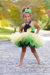 Jamaican Flag Girls Tutu Dress Girls Tutu Dresses Kids