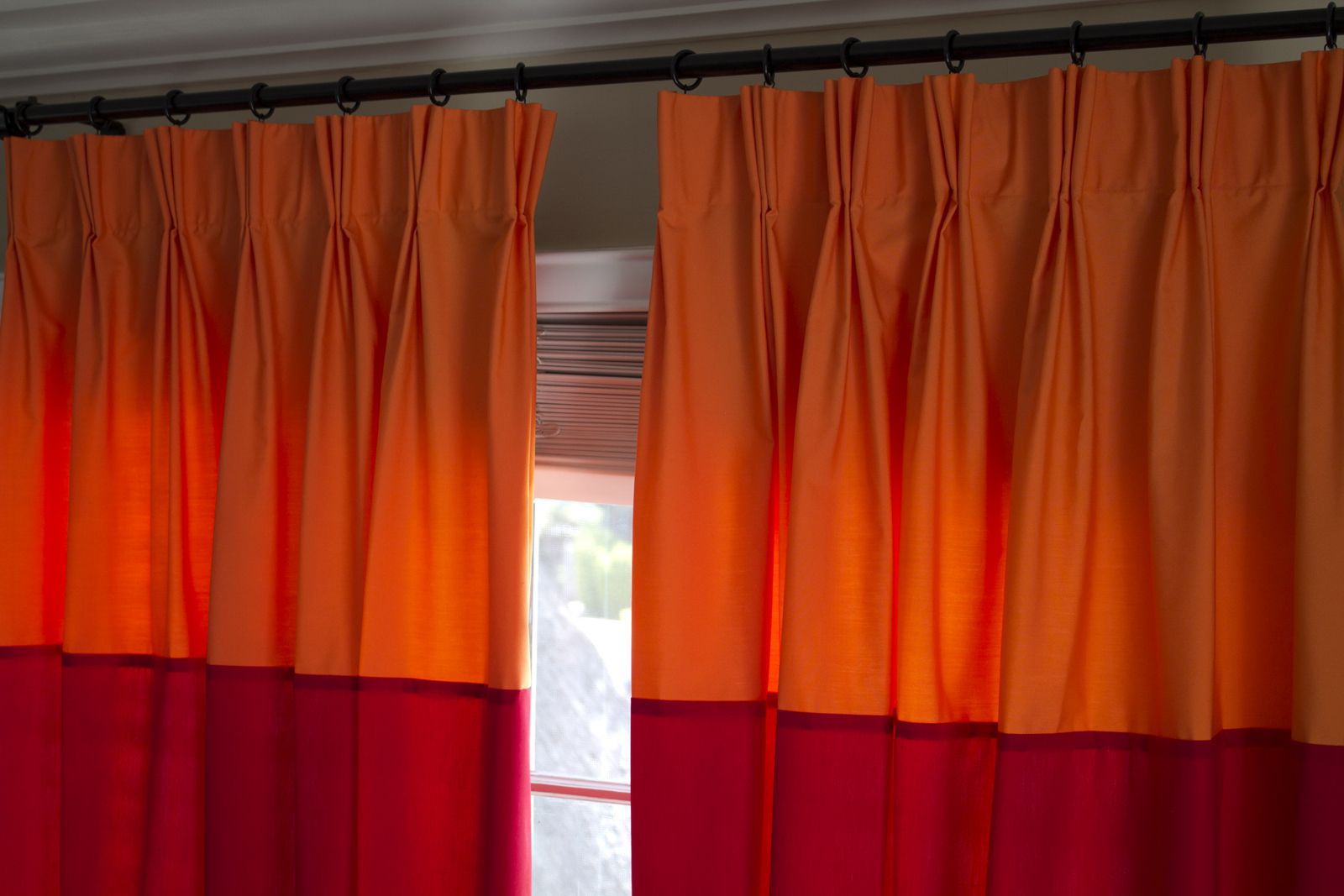 how to make pinch pleat drapes with pleat tape