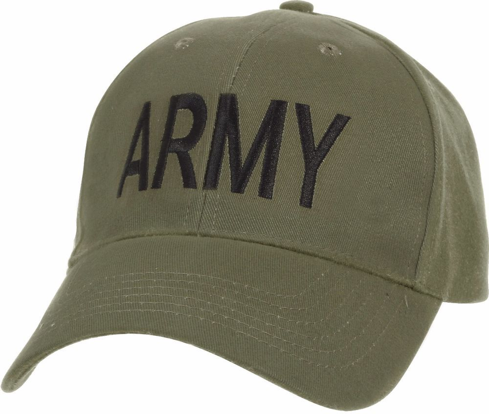 0cbe5970310 Tactical Fatigue Hat Adjustable Army Military Field Patrol Cap M1951 BDU   Rothco