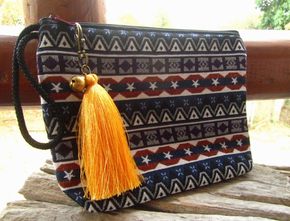 Mini Clutch Bag Makeup Case Pencil Case Pouch Wallet