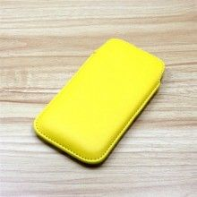 Samsung Galaxy S3 Pouch Case - Yellow