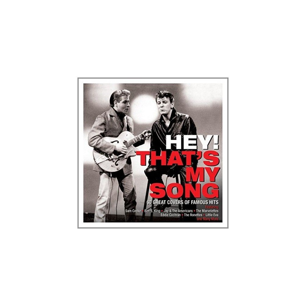 Various Artists - Hey! That's My Song (CD)