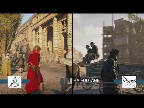 Assassin S Creed Syndicate Graphique Improvement Vs Ac Unity