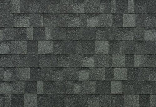 Best Iko Cambrige Charcoal Grey Asphalt Roofing Shingles 400 x 300