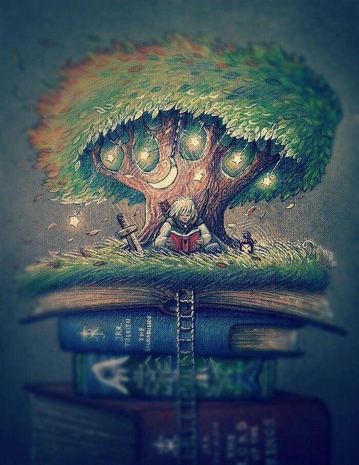 Book elf  made by: nokeek Deviantart