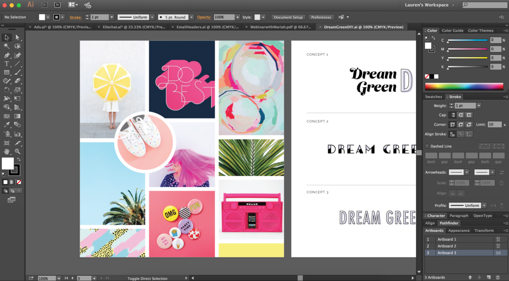 Why Every Creative Entrepreneur Should Learn How To Use Adobe Illustrator Creative Entrepreneurs Blog Post Graphics Creative