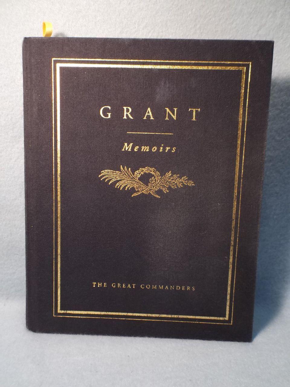 ulysses s grant memoirs