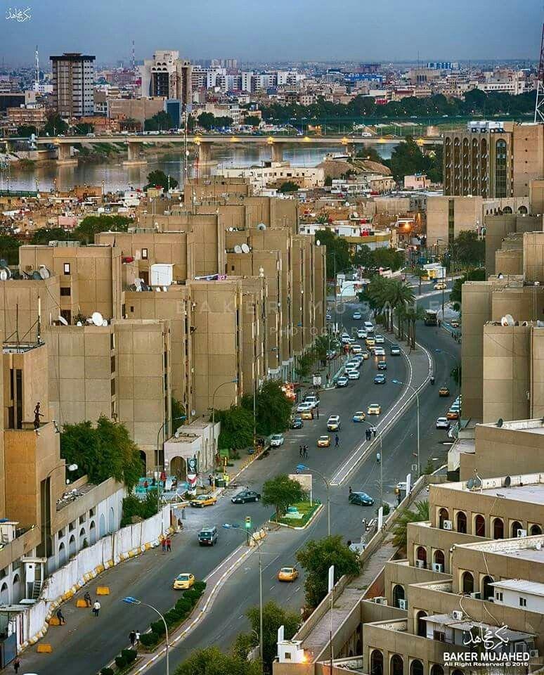 самое багдад сегодня фото проектов высшей категории