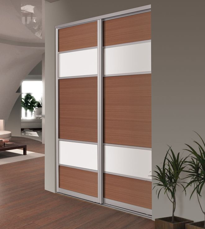 MODERNA SERIES - Closet door solutions from SGA available at Centennial Glass - Available in sizes : centennial doors - pezcame.com