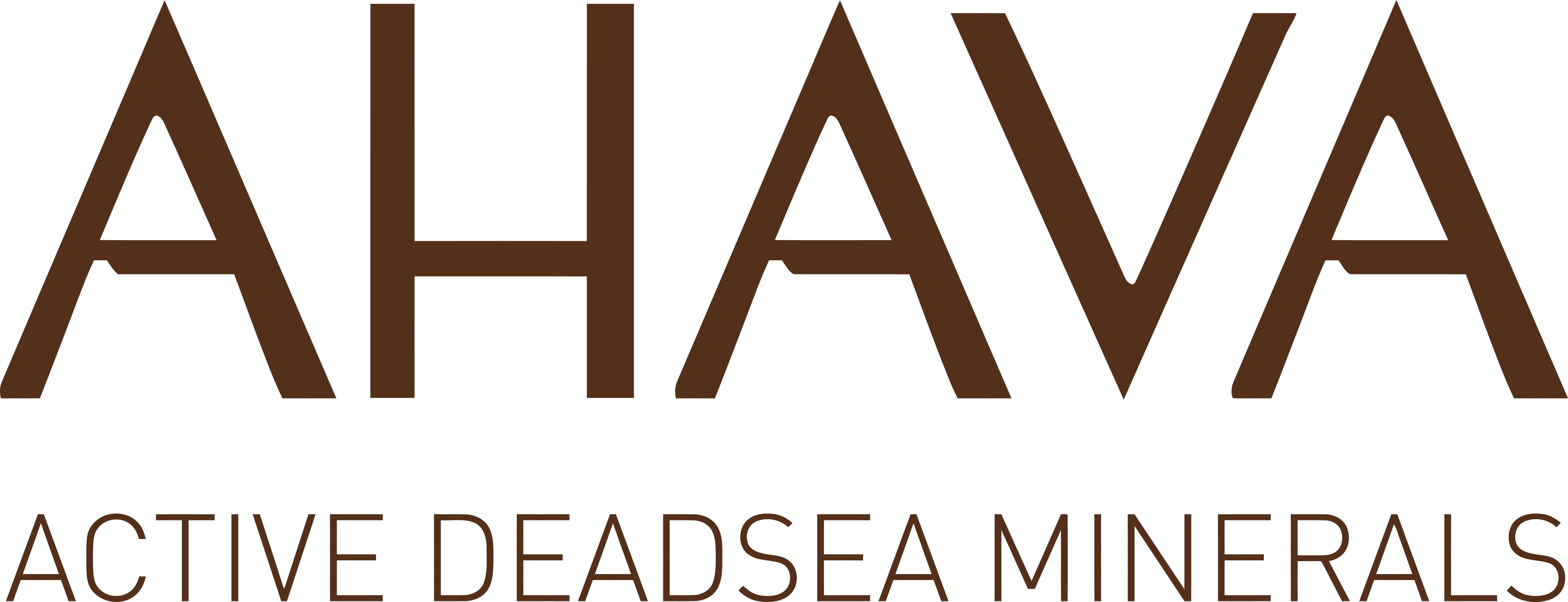 Ahava Fosun Logo Png Transparent Download Mer Morte