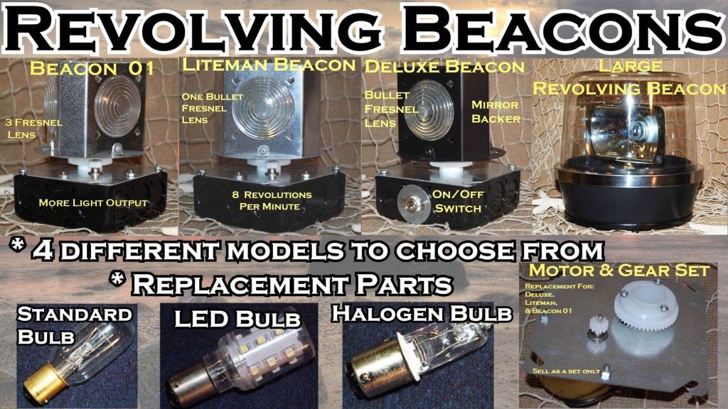 Lighthouse Lighting Options Lighthouse Assembly Kit