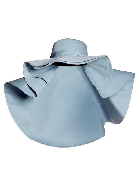 751cac0d4b9eb Yohji Yamamoto Women s Flared Hat