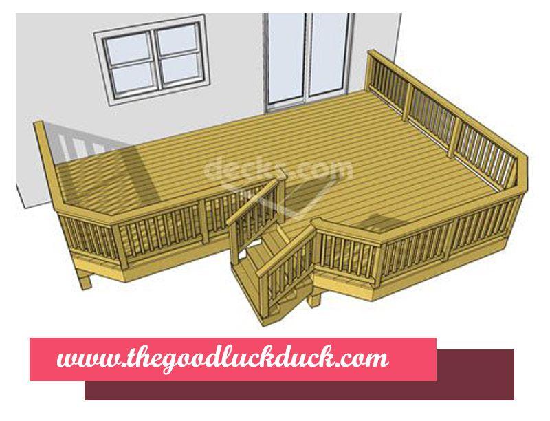 Deck Plans Lowes In 2020 Deck Layout Free Deck Plans Deck