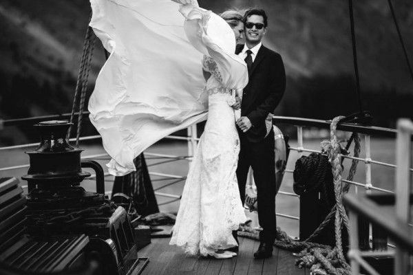 {  EPIC NEW ZEALAND WEDDING BY JIM POLLARD GOES CLICK  } The Couple:  Emma and Keith ........ The Wedding:  Walter Peak Station, Queenstown, New Zealand