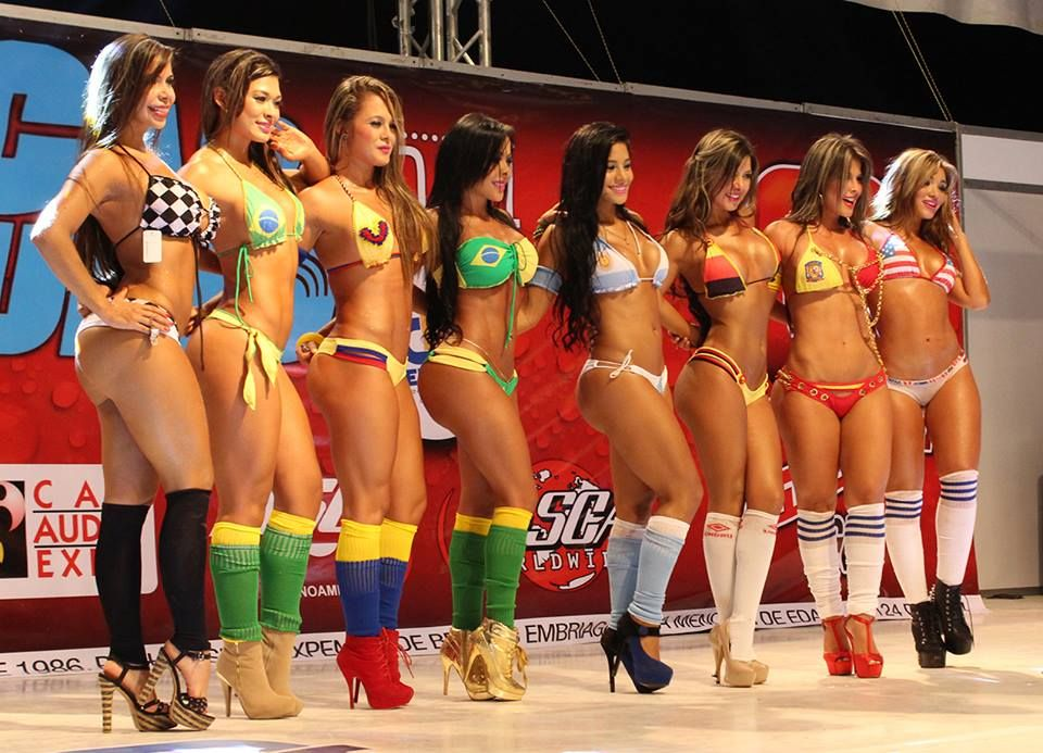 chicas car audio nude