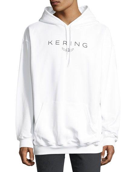 balenciaga hoodie mens white