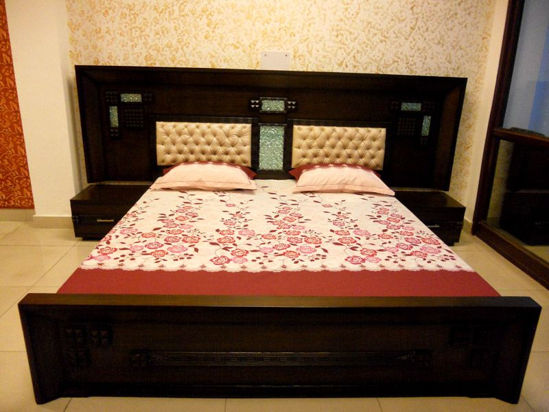 Image result for latest double bed designs with box