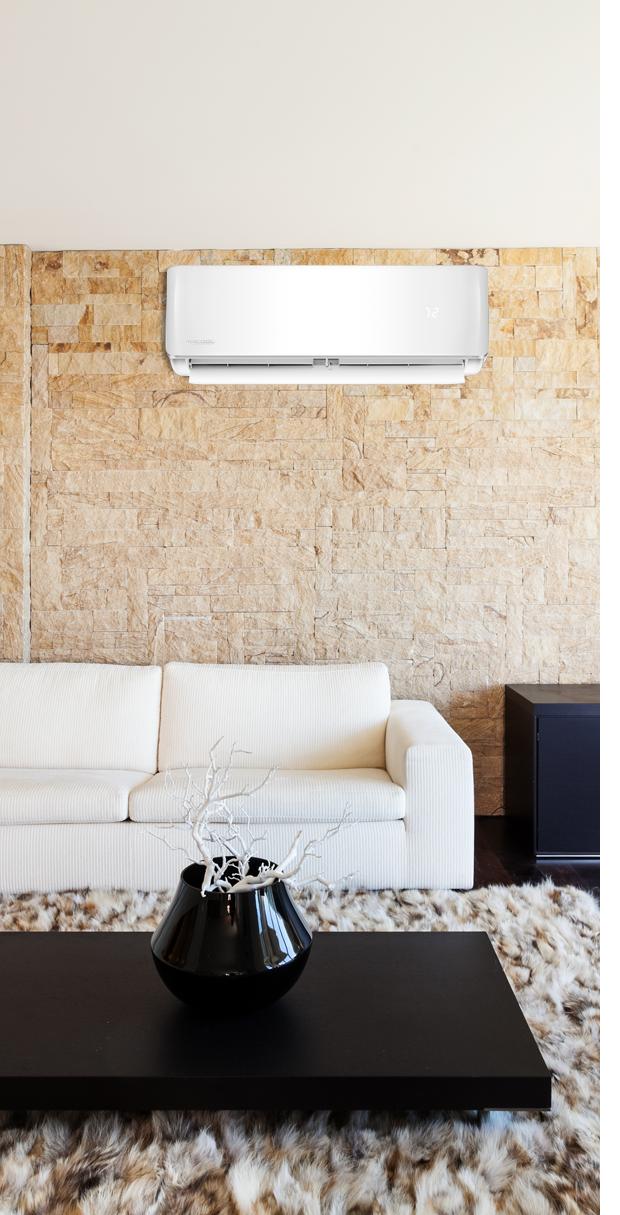 MRCOOL 2nd Gen Advantage Ductless MiniSplit Heating and