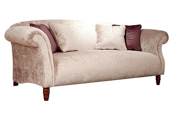Buoyant James sofa collection / 3 seater sofa £569