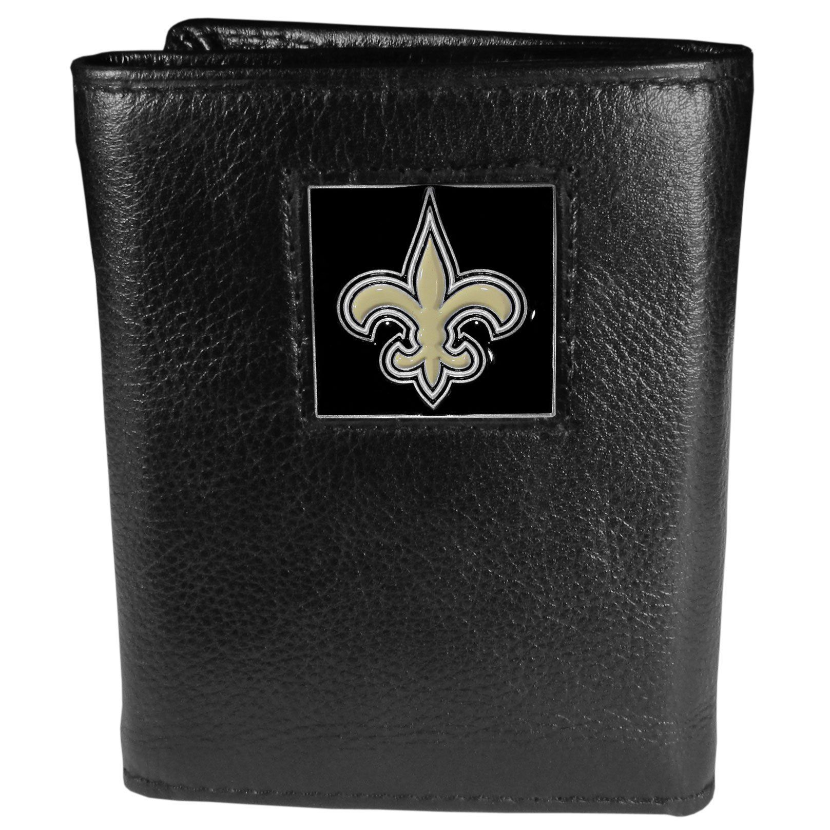 NFL Carolina Panthers Nylon Trifold Wallet