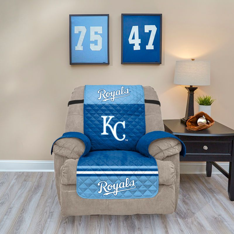 chair covers kansas city doll table and chairs royals recliner protector products in 2018 pinterest