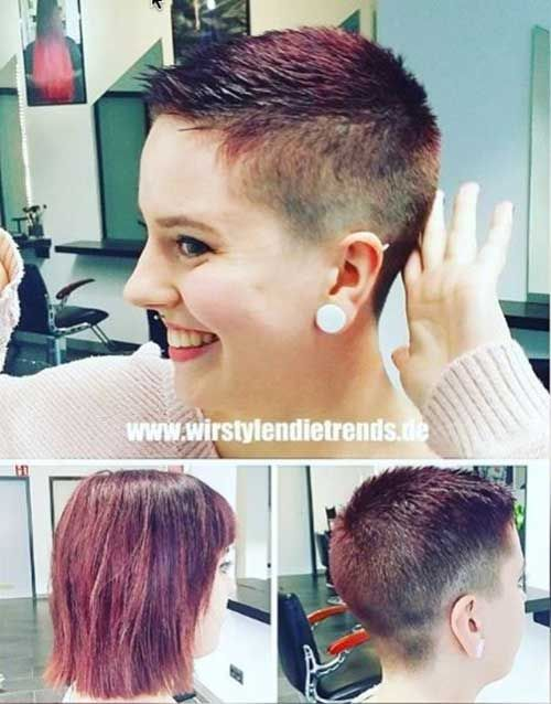 Ideas About Short Pixie Haircuts for Women #pixiehairstyles