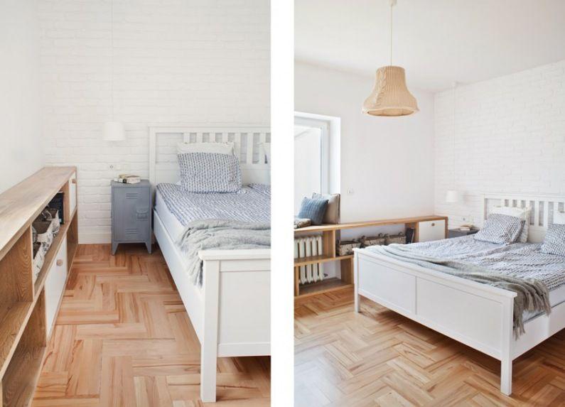 Błękitne Dodatki W Białej Sypialni Lovingitpl Home
