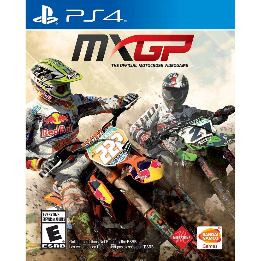 Mxgp '14 (PlayStation 4) Video games xbox, Video games