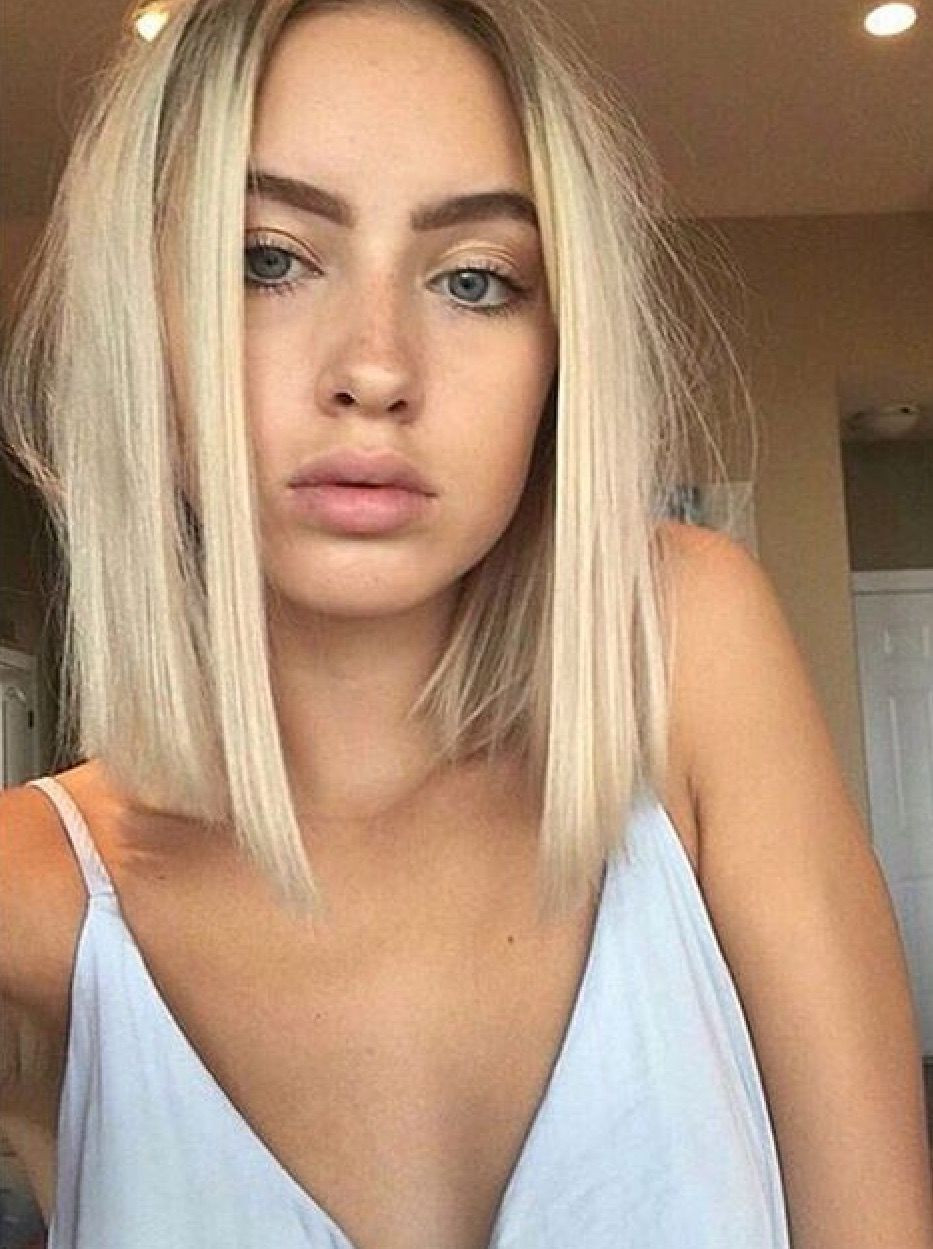 Pin By Brooke Stairs On Makeup Pinterest Hair Short Hair Styles