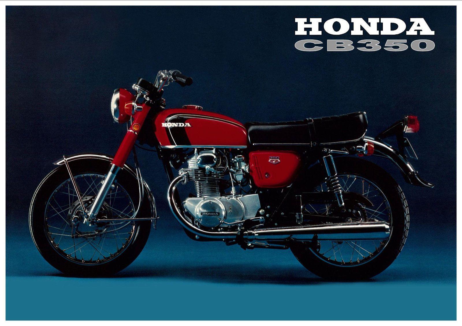 Design poster k3 - Details About Honda Poster Cb350 K3 1970 1971 1972 Suitable 2 Frame