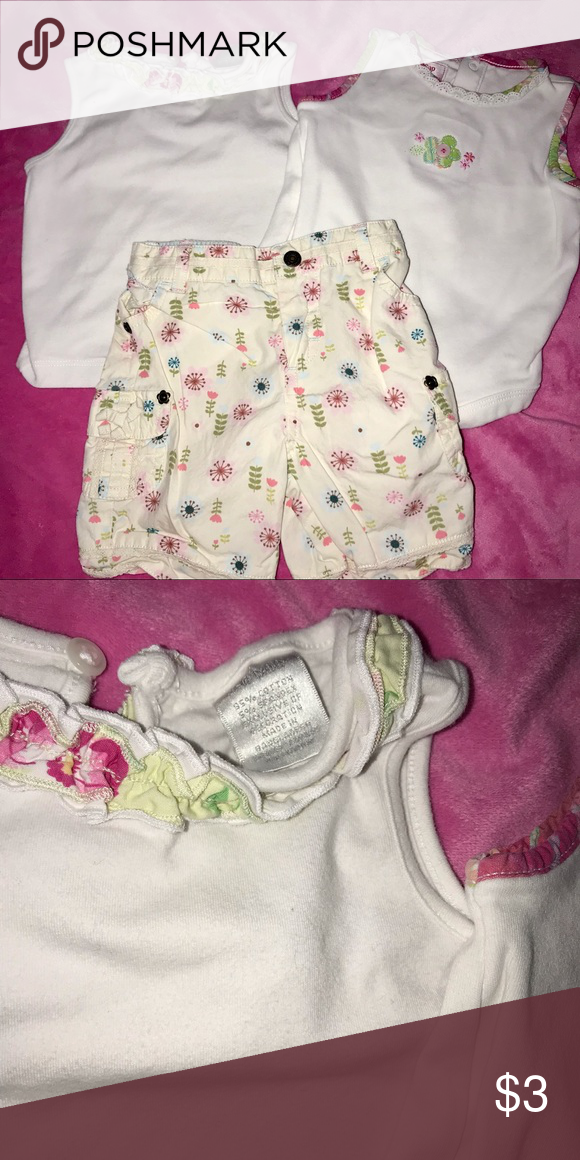 Clothing, Shoes & Accessories Latest Collection Of 3-6 Months Girls Bundle