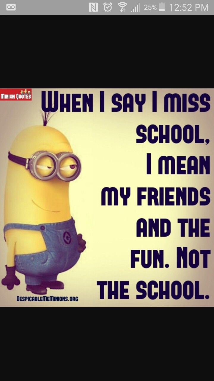 Small Of Funny Quotes About School