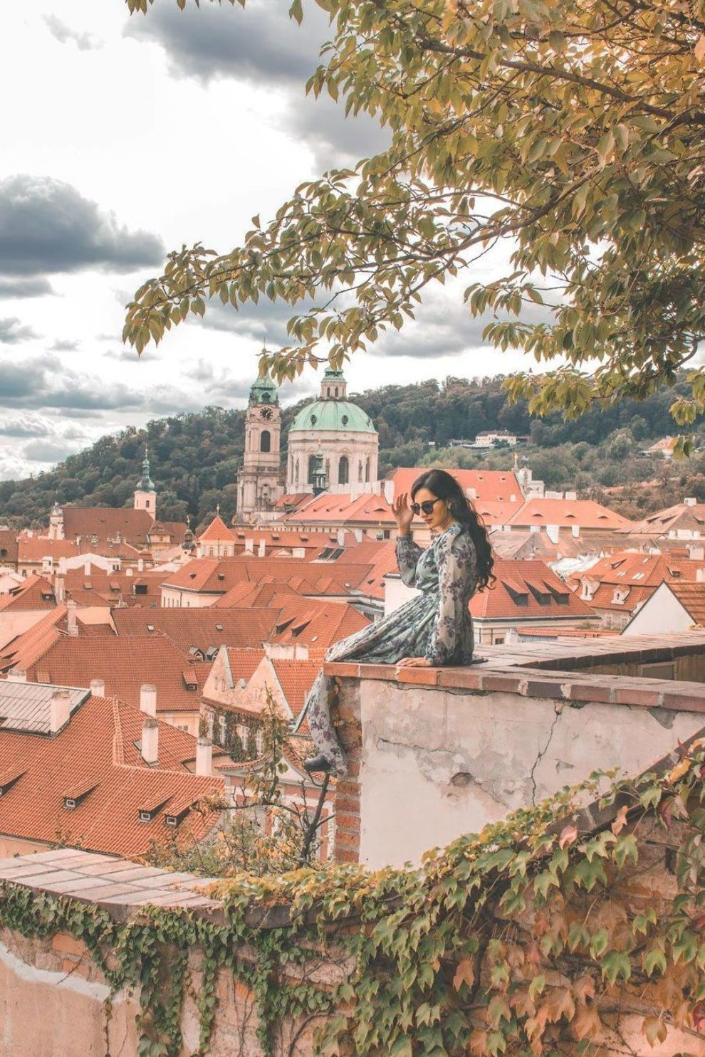 Best Rooftop Views In Prague The Travelling Frenchy Prague Hotels Best Rooftop Bars Prague Travel