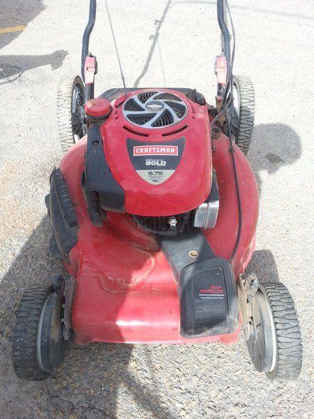 Carburetor For Craftsman Lawn Mower Model 917 370430 Craftsman Lawn Mower Parts Lawn Mower Mower