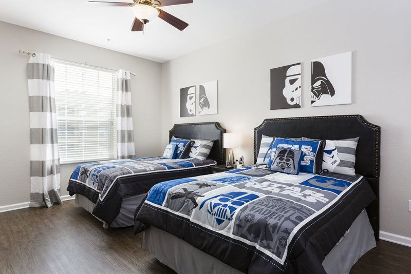 Camera Da Letto Star Wars : The kids and young adults will love this star wars themed bedroom