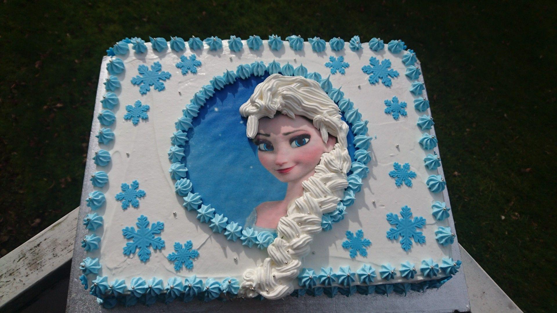 Elsa Torte!   Backen, Torten
