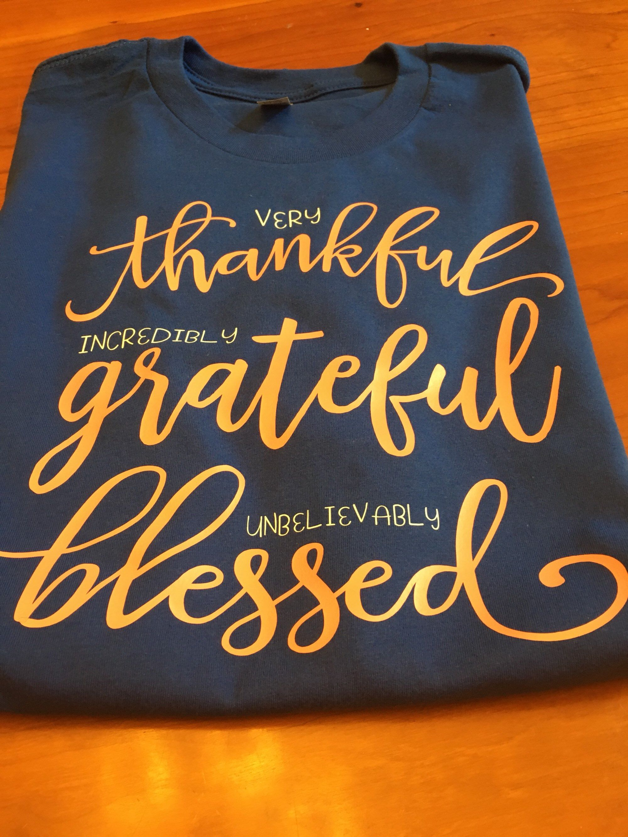 9b663d16b Excited to share this item from my #etsy shop: Thankful/grestful/blessed/Christian  t-shirt/ Christian apparel/ Faith/ soft t-shirts/ soft christian apparel/  ...