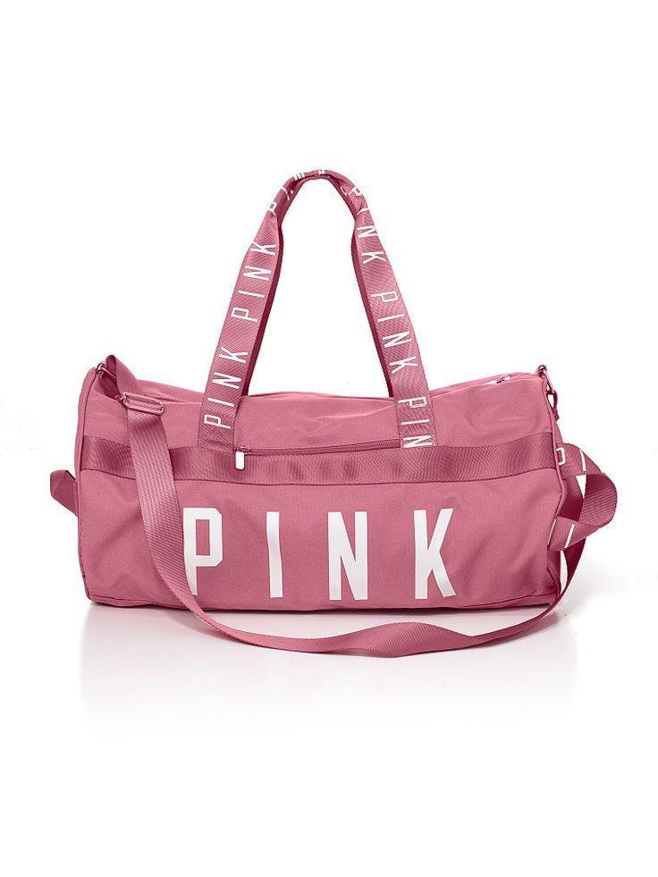 Gym Duffle - PINK - Victoria s Secret  f26851556b03e