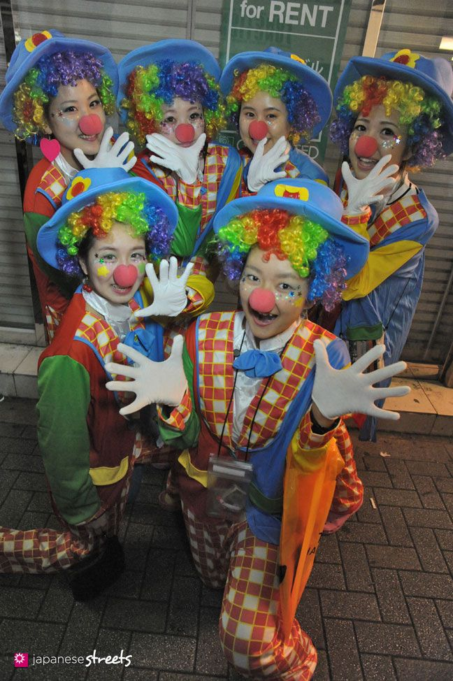 FASHION JAPAN: Tokyo Goes Wild over Halloween
