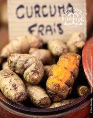 Curcuma racine fra che rhizome curcuma longa l ou - Comment utiliser le curcuma dans la cuisine ...