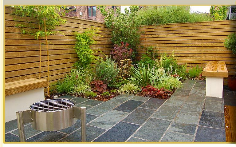 Small courtyard ideas and photos courtyard1 courtyard2 for Courtyard landscape design