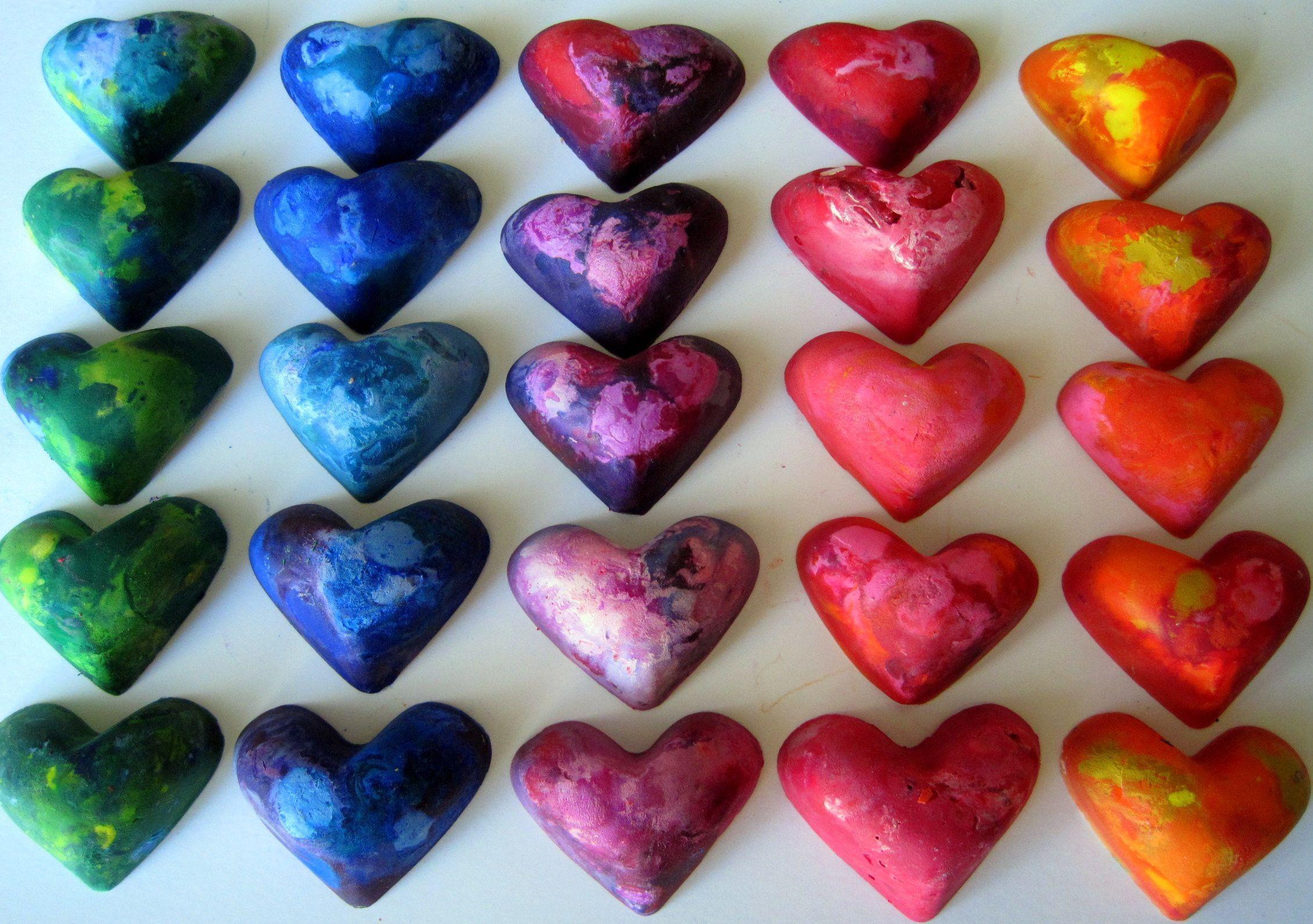 Crayon Heart Valentines #crayonheart Crayon Hearts with Ikea Mold #crayonheart Crayon Heart Valentines #crayonheart Crayon Hearts with Ikea Mold #crayonheart