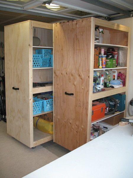 Mobile Garage Storage Cabinets From Kregjig Ning Com Garage